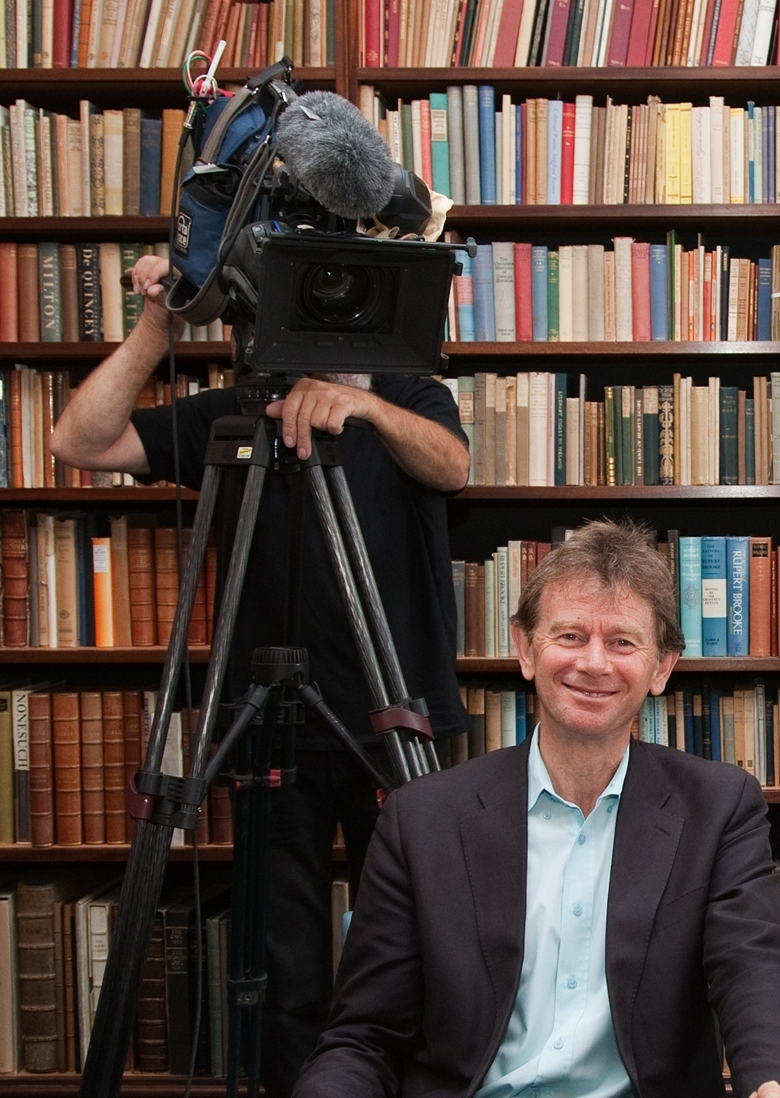 Michael Wood at the UL