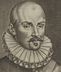 Portrait of Montaigne