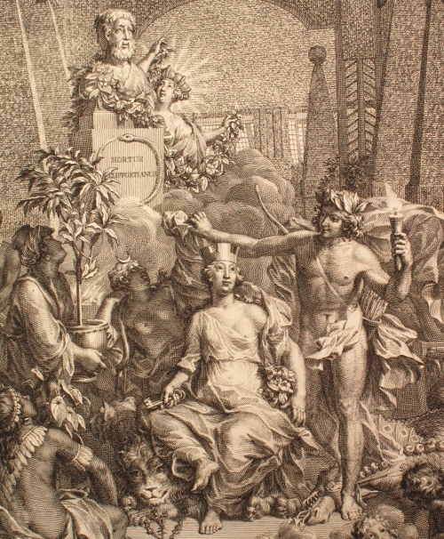 Detail of frontispiece