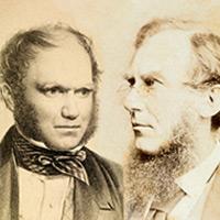 Darwin and Hooker