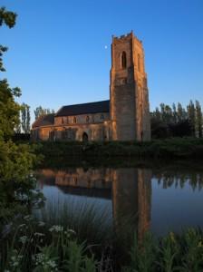 Wood Dalling church, Norfolk.