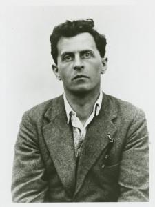 Portrait of Wittgenstein, courtesy of the Cambridge Wittgenstein Archive