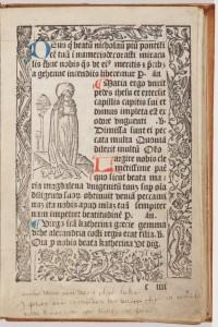 Katharine Parr's inscription