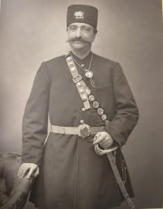 Y3011JJJ_40 Nasr-ed-Din, Shah of Persia