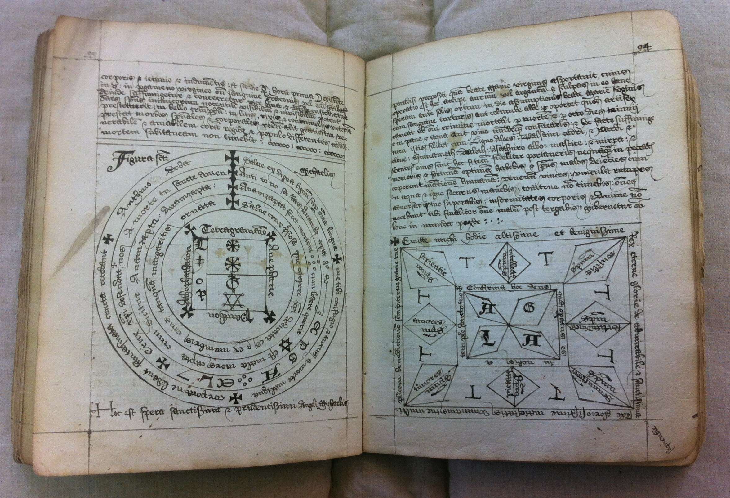 a book of magic � cambridge university library special