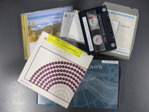 Audio-visual recordings from RGO 86
