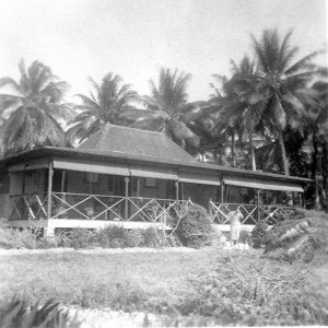 Three Sisters Plantation, British Solomon Islands, 1938
