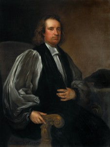 John Moore (1646-1714) whose remarkable collection was given to the University by George I