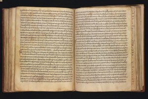 One of the earliest known manuscripts of Bede's Ecclesiastical History of the English People (MS Kk.5.16)