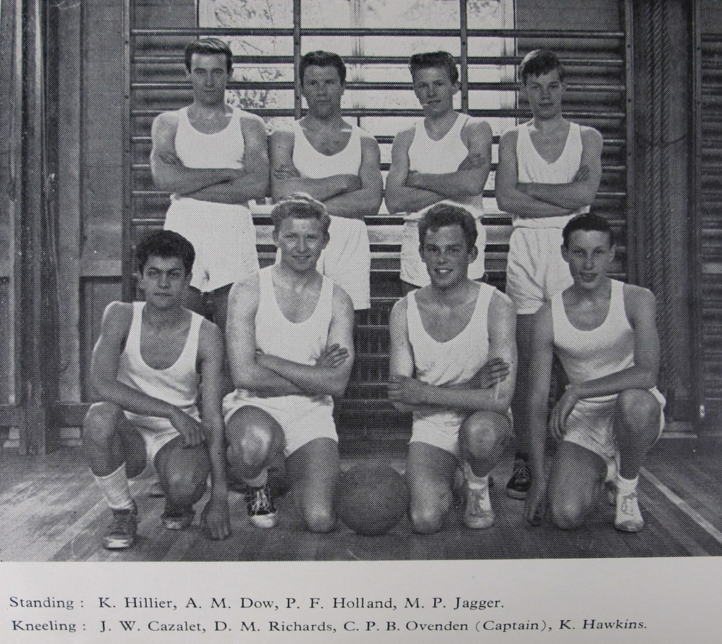 The Dartfordian (No. 27, 1961), with Mick Jagger in the top right