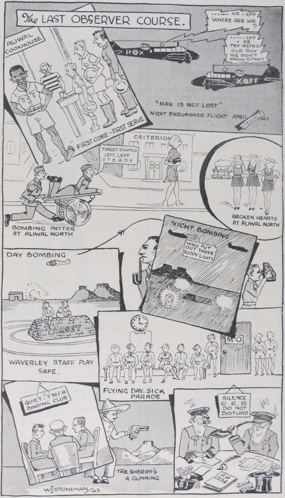 From 'The Signal' (June, 1943), p. 9