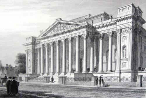 The New Fitzwilliam Museum