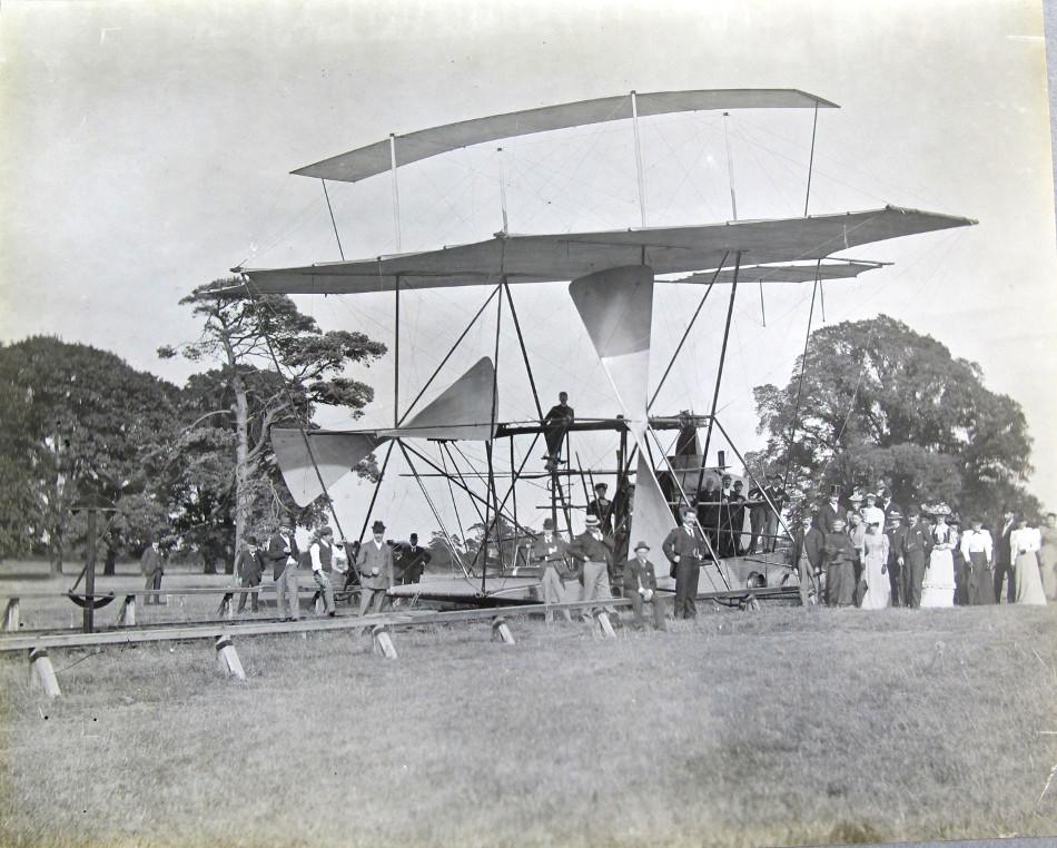 The Maxim Aircraft