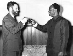 Smedley and Kwame Nkrumah, 1964, RCMS 389 4_1_1