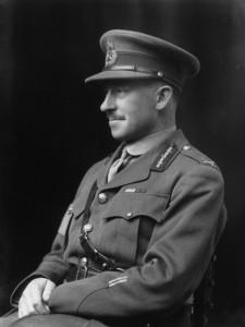 Edward Pius Arthur Riddell by Walter Stoneman (NPG Collections)