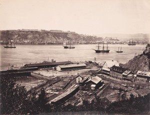 Quebec City, 1870