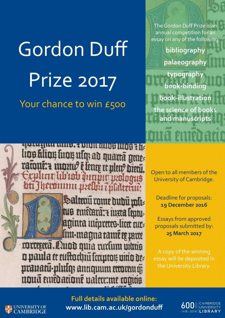 Gordon Duff Prize_poster_gutenberg FINAL-page-001