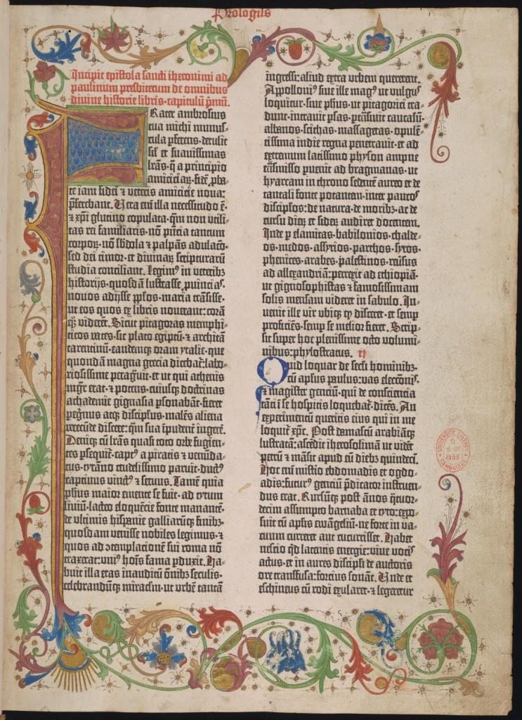 Inc.1.A.1.1[3761-2], vol. 1, p. 1