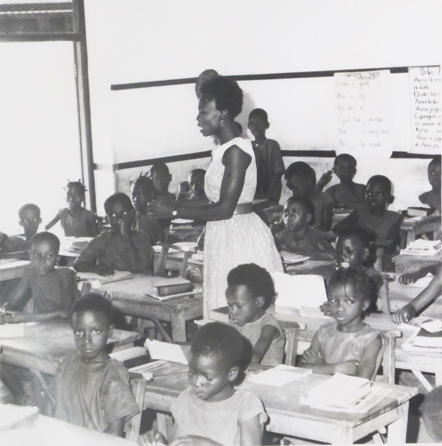 Primary School, Ibadan 1962 (RCS C.104A ED01042/3)
