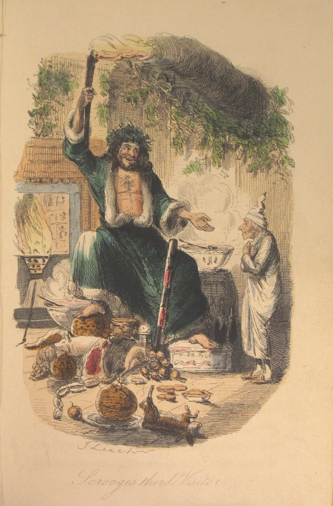 A Christmas Carol In Pictures Cambridge University Library Special