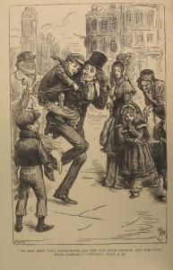 John Leech (1817-1864), John Barnard (1846-1896), illustrators A Christmas Carol in Prose (London: George Routledge & Co., 1886), frontispiece