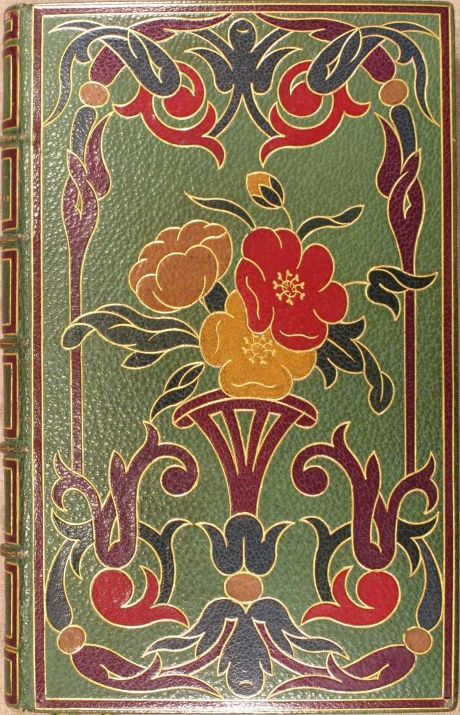 Binding on L'Anti-Justine (Paris, 1798), Arc.d.79.14