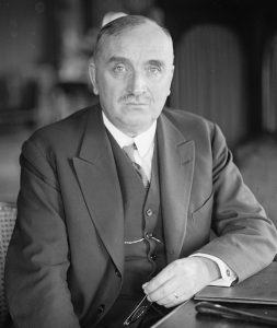 Paul Claudel in 1927
