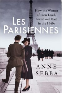 Cover of Les Parisiennes by Anne Sebba
