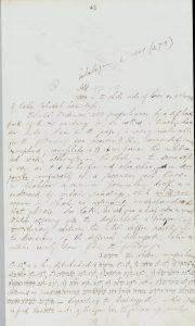 Manuscript cataolgue