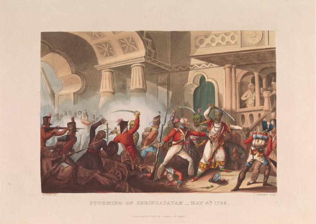 Battle of Seringapatam