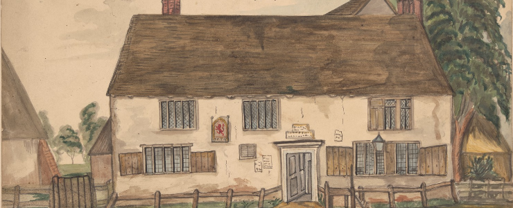 Duxford Red Lion Inn 343